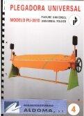 maquinas para carpintería de aluminio - Page 6