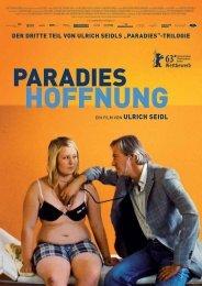 """""""PARADIES""""-TRILOGIE - Praesens Film"""