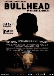By MICHAËL R. ROSKAM - Praesens Film