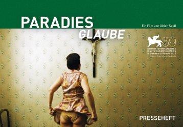paradies glaube - Praesens Film