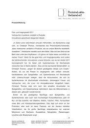Pressemitteilung Foto- und Imagingmarkt 2011 Verbraucher ...