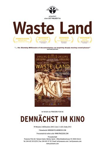 DEMNäCHST IM KINO - Praesens Film