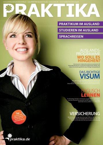 PRAKTIKUMSPRogRAMM - Praktika.de