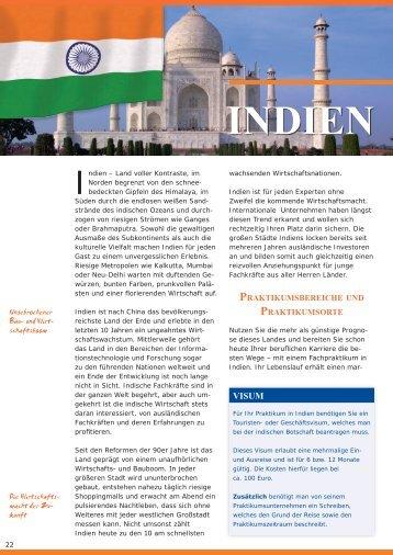 INDIEN - Praktika.de