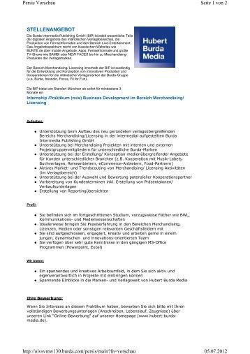 M_BIP Merch-Licen - Praktika.de