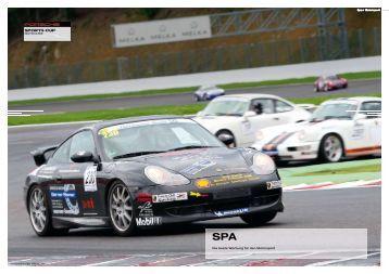 SPA - Porsche Club Deutschland