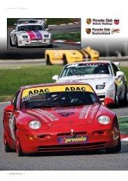 PCHC Monza - Porsche Club Deutschland