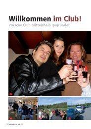 PC Mittelrhein - Porsche Club Deutschland