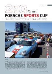 PSC Nürburgring - Porsche Club Deutschland