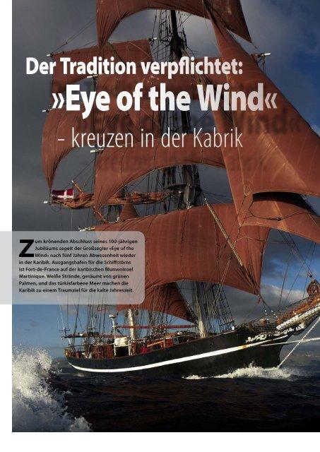 Eye of the Wind - Porsche Club Deutschland