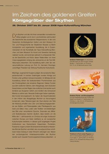 Hypo Kulturstiftung und Buchempfehlungen - Porsche Club ...