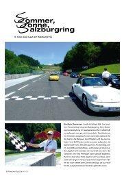 PCC Isartal/Schleiz - Porsche Club Deutschland
