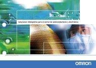Soluciones inteligentes para el sector de semiconductores y ...