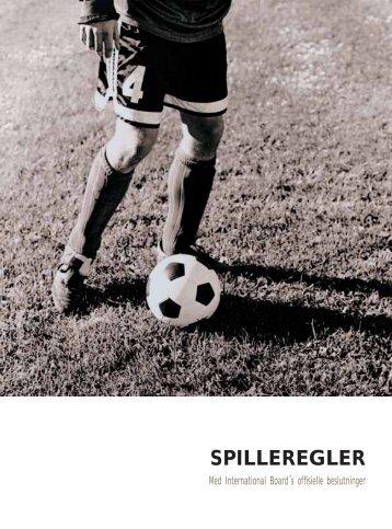 spilleregler 11er fotball
