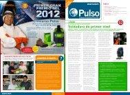 Ingresa al banner del CONCURSO PULSO - Cryogas