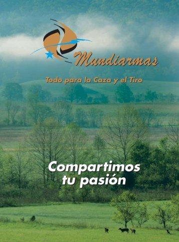 NUEVO Catálogo Online - Mundiarmas