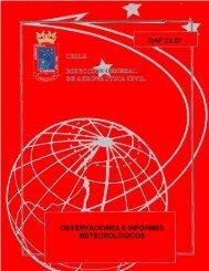 observaciones e informes meteorológicos dap 03 07 - Dirección ...