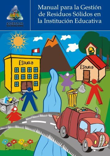 Manual para la Gestión de Residuos Sólidos en - BVSDE Desarrollo ...