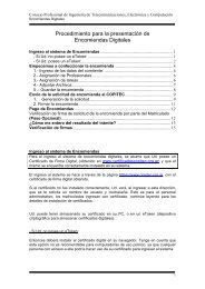 Instructivo del Sistema de Encomiendas Digitales - Copitec
