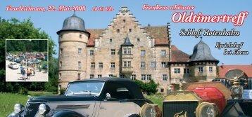 Flyer 2008 - AC Ebern