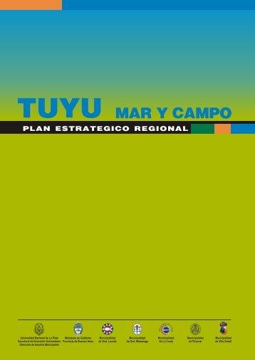Plan Estratégico Tuyú, Mar y Campo - Universidad Nacional de La ...