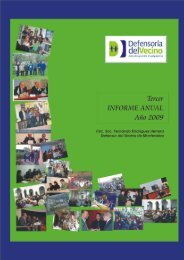 informe anual 2009 - Junta Departamental de Montevideo