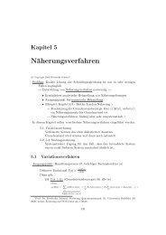 Vorlesung Quantenmechanik (I) - Universität Bielefeld