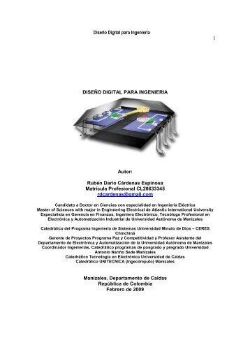 Diseño Digital para Ingeniería - Monografias.com