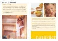 Sauna Katalog
