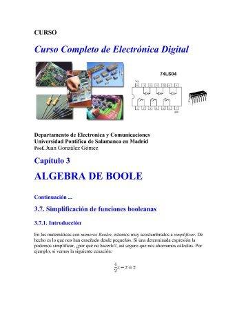 Curso Completo de Electrónica Digital - Edudevices