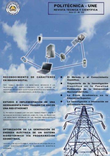 Edición 2006.pdf - Facultad Politécnica