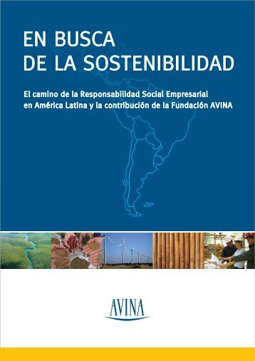 línea de tiempo: la rse en américa latina - Fundación AVINA