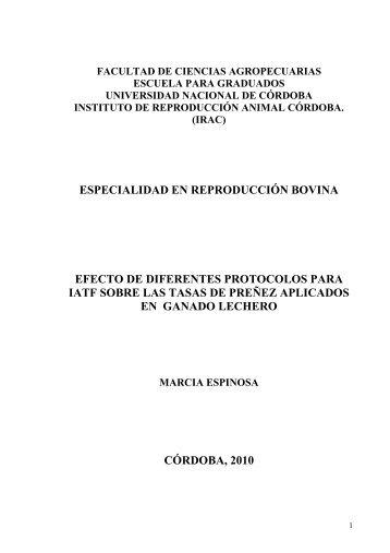 Anatomía y Fisiología de la Reproducción Bovina - Select Sires, Inc.