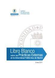 Libro Blanco - Bienvenido al Portal de Innovación Educativa UPM ...