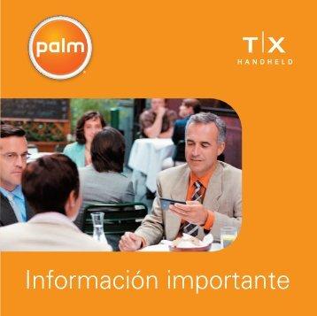 Información importante - PDA Expertos.com