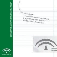 Manual de simplificación administrativa y agilización de trámites de ...