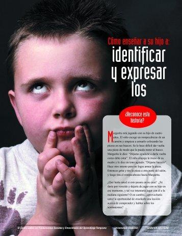 Cómo Enseñar A Su Hijo A Identificar Y