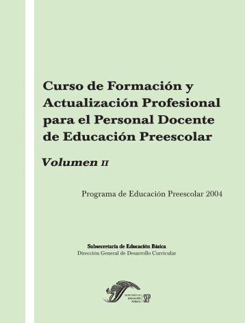 Curso de Formación y Actualización Profesional para el Personal ...