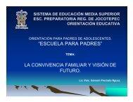 """ESCUELA PARA PADRES"" - Preparatoria Regional de Jocotepec ..."