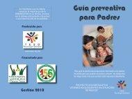 Guía preventiva para Padres - TESO