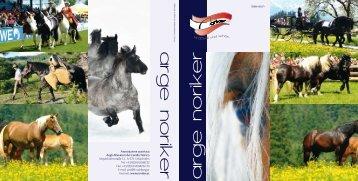 Associazione austriaca degli Allevatori del cavallo Norico ...