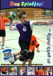 Download Spielfestheft - Pfälzer Handball-Verband