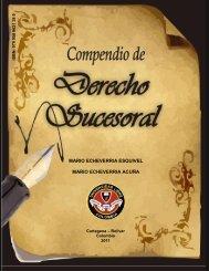 Compendio de Derecho Sucesoral - Universidad Libre Sede ...