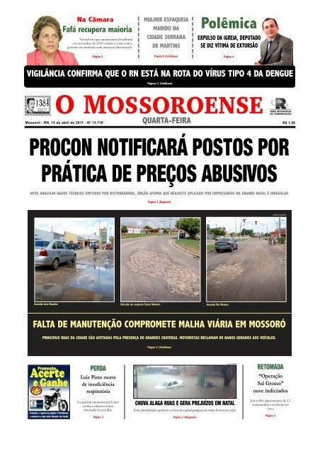 Capa O Mossoroense Pc 13 4 Qxd