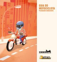 GuIA dO MOTOCICLISTA - Detran RS