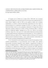 Olga Glondys - Asociación de Historia Contemporánea