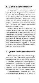 Osteoartrite - Sociedade Brasileira de Reumatologia - Page 6