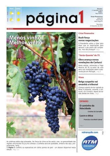 Menos vinho Melhor vinho Menos vinho Melhor vinho - Renascença