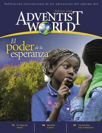 Revista Adventist World - Jóvenes Adventistas de Nicaragua