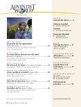 Revista Adventist World - Jóvenes Adventistas de Nicaragua - Page 2